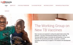 Beeld Stop TB partnership WGNV website