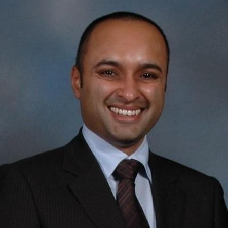 Dr Brijesh Patel (vice-chair)