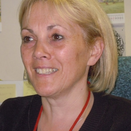 Dr Ann Rawkins