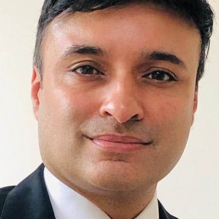Dr Brijesh Patel (chair)